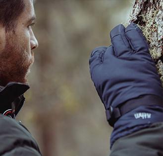 Accesorios THM, guantes, medias, gorros, pasamontañas y mucho más.