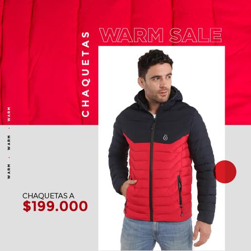 Ver nuestras chaquetas y gabanes $199.000 recomendados