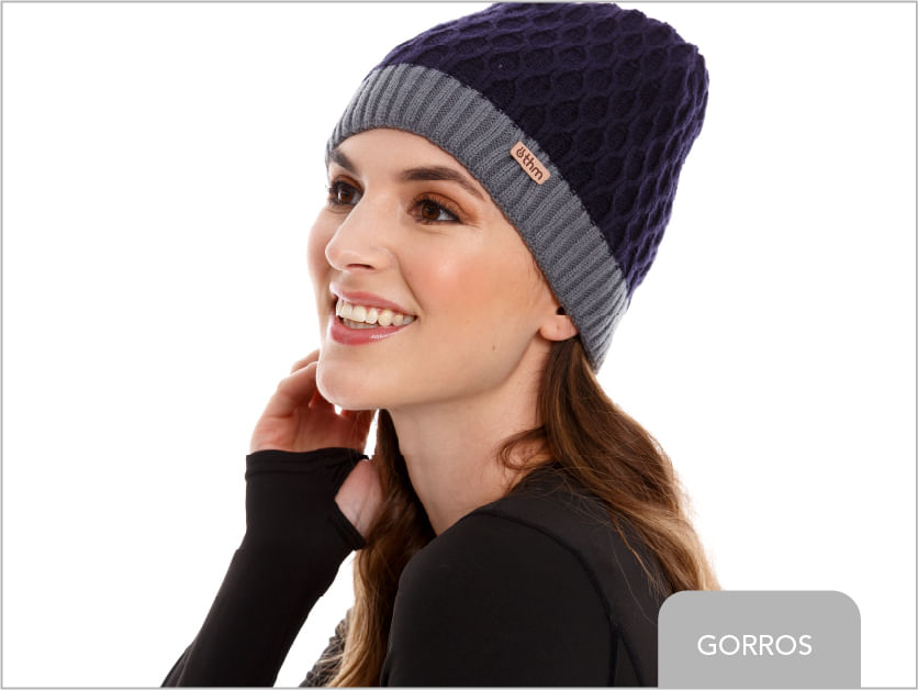 Accesorios THM, guantes y pasamontañas para protegerte del frío.