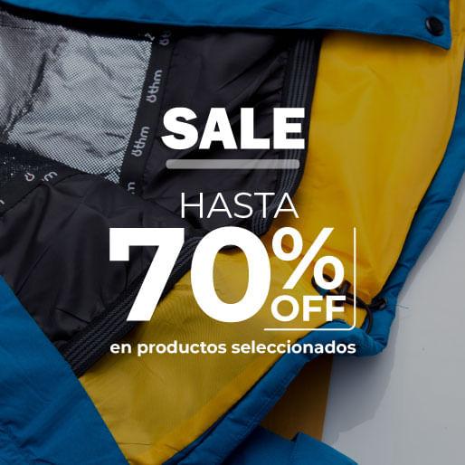 Warm Sale THM - Hasta 70% de descuento