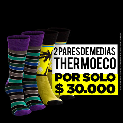 Medias thermoeco Crazy Sale