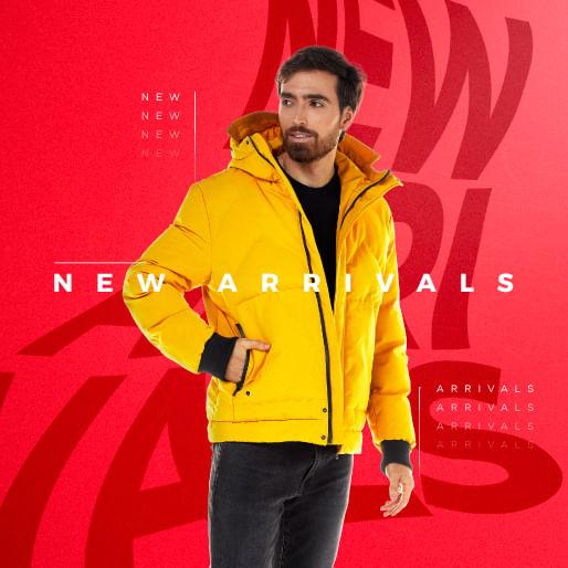 Ver nuestras chaquetas new arrivals THM de hombre