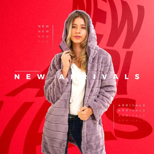Ver nuestras chaquetas new arrivals THM de mujer