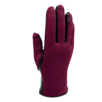 Guante-Fashion-Leather-Touch-THM-Rojo