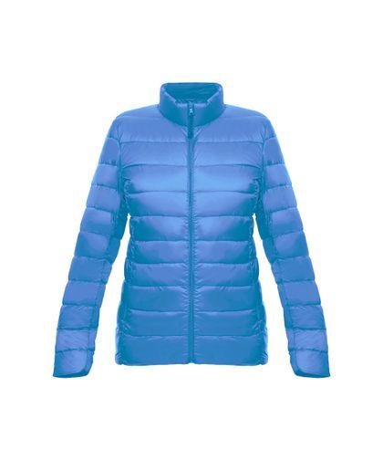 Chaqueta-New-essential-light-down-Mujer-Azul-claro
