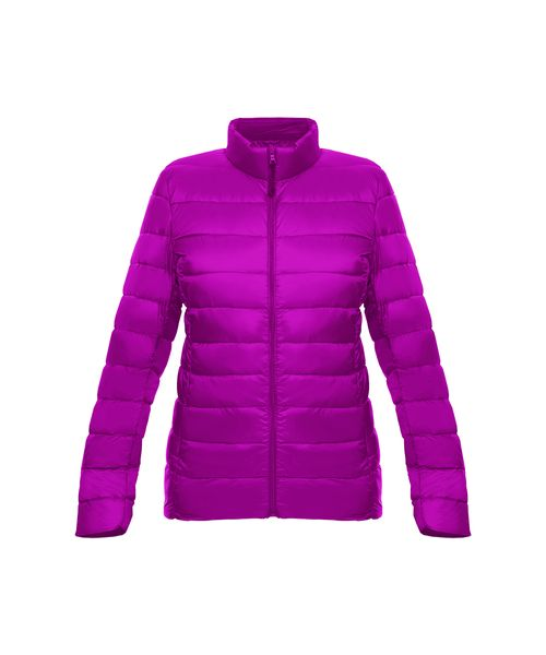 Chaqueta-New-essential-light-down-Mujer-Morado