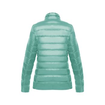 Chaqueta-New-essential-light-down-Mujer-Verde-2