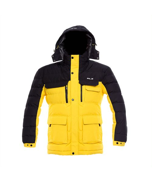 Chaqueta-Robotic-leisure-Zero-Amarillo