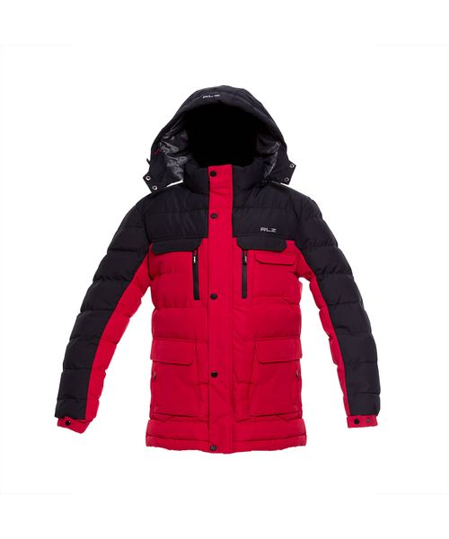 Chaqueta-Robotic-leisure-Zero-Roja