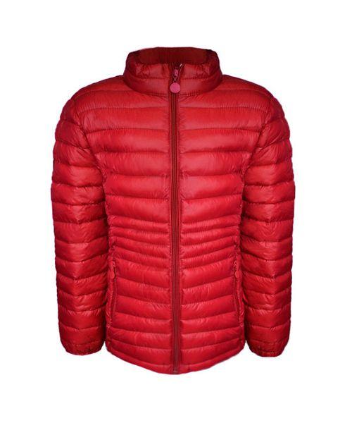 chaqueta-Quilt-mujer-rojo
