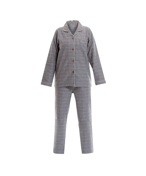 PIJAMA-FLANNEL-MUJER-GRIS