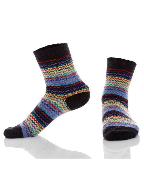 medias_color_stripes_negro