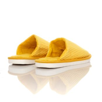 Slippers-Comfy-colors-mujer-amarillo--1-