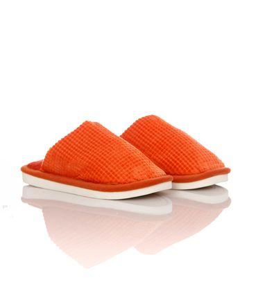 Slippers-Comfy-colors-mujer-naranjado--2-