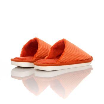 Slippers-Comfy-colors-mujer-naranjado--3-