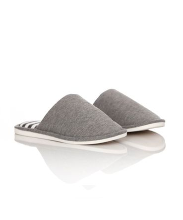 Slippers-Comfy-stripes-unisex-gris--3-