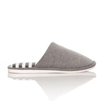 Slippers-Comfy-stripes-unisex-gris--2-