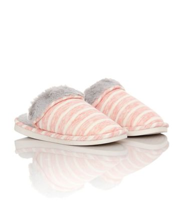 Slippers-Sherpa-stripes-pink-mujer-gris---6-