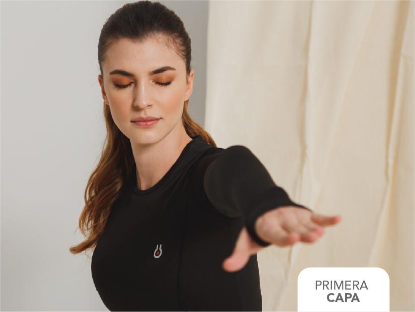 Ropa interior térmica para mujer
