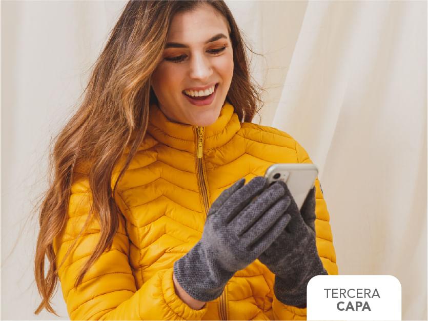 Ropa térmica para mujer, chaquetas, gabanes, pantalones y mucho más.