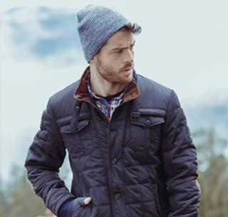 Ropa térmica para hombre, chaquetas, pijamas y mucho más.